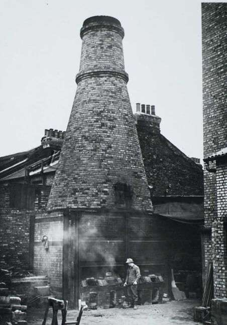 製陶窯 Bottle Kiln
